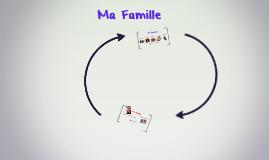 Ma Famile