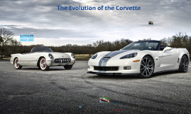 Evolution of the Corvette