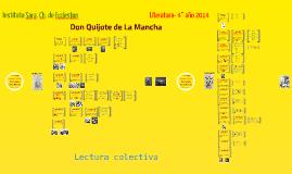 Lectura colectiva de Don Quijote de La Mancha
