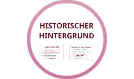 Aufklärung - Historischer Hintergrund