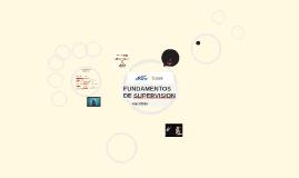 Copy of FUNDAMENTOS DE SUPERVISION