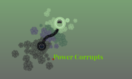 Copy of Power Corrupts