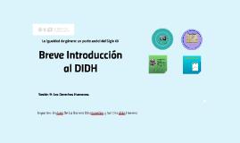 Introducción al DIDH