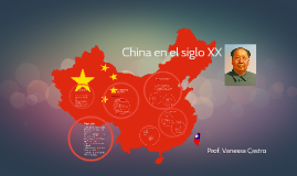 China en el siglo XX
