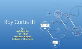 Roy Curtis III