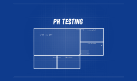 pH Testing