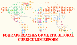 Copy of FOUR APPROACHES TO MULTICULTURAL CURRICULUM REFORM