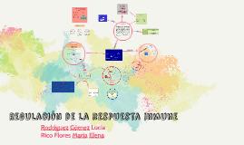 Regulación de la respuesta inmune