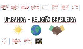 Umbanda - religião brasileira