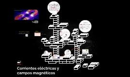 Corrientes eléctricas y campos magnéticos