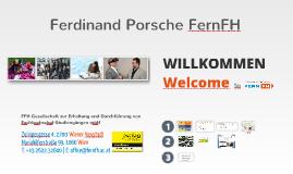 Ferdinand Porsche FernFH