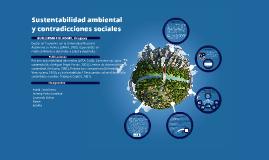 Sustentabilidad ambiental y