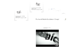 Faced, Spaced, LinkedIn, Blogged, and Tweeted: Elements of the Social Media Revolution