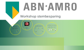 Workshop stembesparing