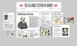Copy of THE ALLIANCE SYSTEM IN EUROPE