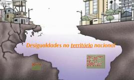 Desigualdades entre as regiões brasileiras