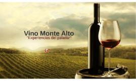 Vino Monte Alto