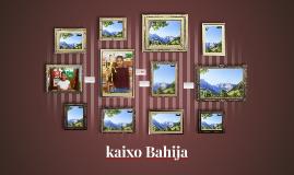 kaixo Bahija