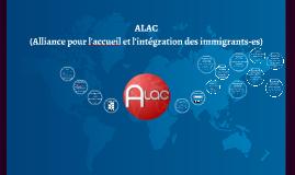 ALAC (Alliance pour l'accueil et l'intégration des immigrant