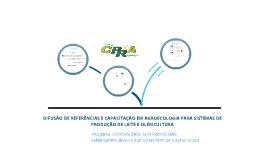 Projeto USF/CPRA/SETI
