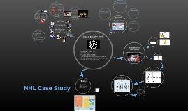 Case Study: NHL