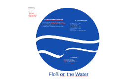 Copy of Floß on the Water - Team