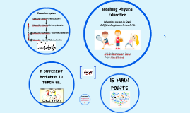 Theaching Physical Education