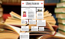Copy of Litlovers lesson one