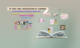 ED 590: Final Presentation of Learning