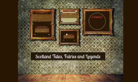Scotland Tales, Fairies and Legends