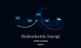 Copy of Hydroelectric Energy