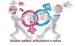 6 Sociální pohlaví, příbuzenství a rodina