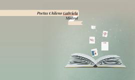Copy of Gabriela Mistral