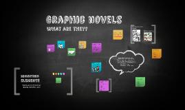 Copy of Graphic novels