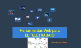 Herramientas Web para