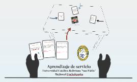 Aprendizaje de servicio