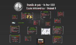 Escola Interamérica - Unidade II_ 8º Ano_2018