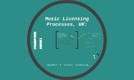UK Music Licensing