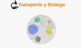 Transporte y Bodega