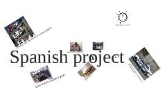 Spainish project