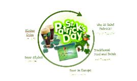 Copy of Copy of Saint Patrick's Day - En