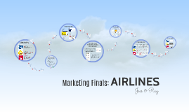Marketing Finals: Airlines