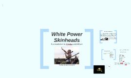 White Power SkinHeads