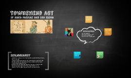 Townshed Act