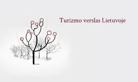 Turizmo verslas Lietuvoje