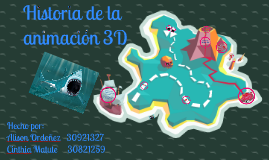 Copy of Historia de la animación 3d