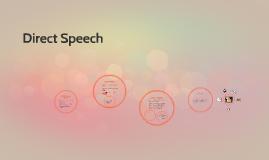 Copy of Direct Speech