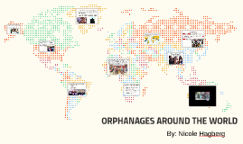 ORPHANAGES AROUND THE WORLD