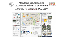 Maryland 355 Crossing