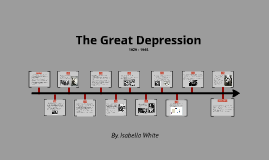 Copy of The Great Depression by Isabella White on Prezi